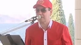 Le rap du président turkmène
