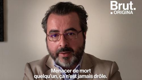 """VIDEO. Cyber-harcèlement : """"Menacer quelqu'un de mort, ça n'est jamais drôle"""""""