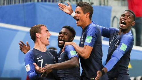 RECIT. Coupe du monde 2018 : des doutes face à l'Australie à la finale contre la Croatie, la folle épopée des Bleus