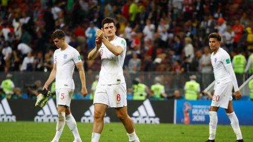 Coupe du monde 2018 : pendant la célébration des Croates, les Anglais ont tenté de marquer un but