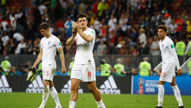 Coupe du monde 2018 pendant la c l bration des croates les anglais ont tent de marquer un but - Coup du dragon en anglais ...
