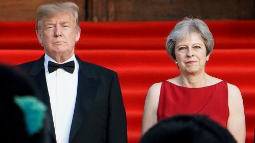 """""""J'ai dit à Theresa May comment faire, elle ne m'a pas écouté"""" : Donald Trump torpille le projet de Brexit dans la presse"""