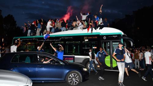 Coupe du monde 2018 : les bus et tramways ne circuleront pas à Paris le soir de la finale