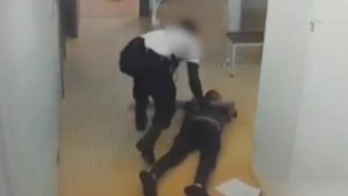 Violences policières au TGI de Paris : le policier a été mis en examen et placé sous contrôle judiciaire