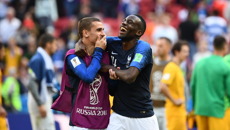 Direct coupe du monde la pr sence de koscielny et payet pour la finale sera un petit plus - Coupe de france direct tv ...