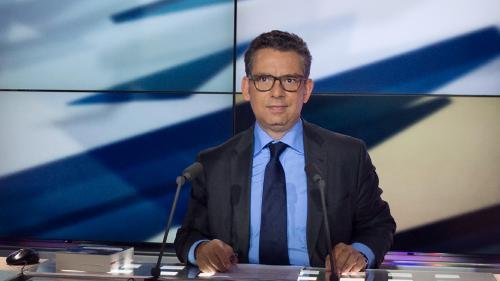 Le journaliste de LCP Frédéric Haziza accusé d'agression sexuelle a eu un rappel à la loi