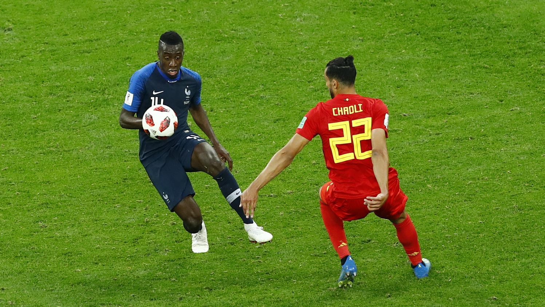 Coupe du monde 2018 la france va arborer une sixi me tenue en sept matchs - Jeux de foot match coupe du monde ...