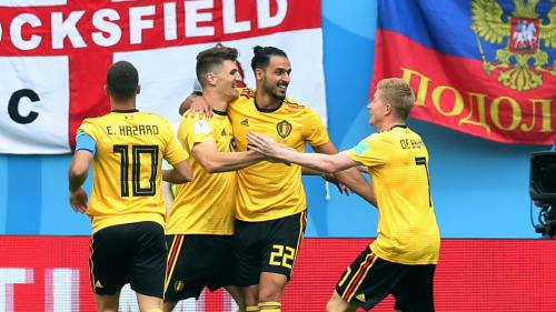 DIRECT. Coupe du monde 2018 : la Belgique ouvre le score face à l'Angleterre lors de la petite finale (1-0)
