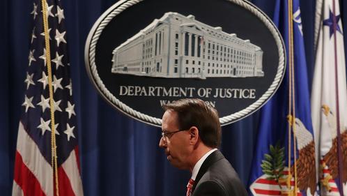 Quatre questions sur l'inculpation de 12 agents russes pour le piratage du Parti démocrate américain