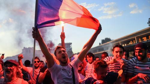 DIRECT. Coupe du monde 2018 : envoyez-nous vos encouragements pour les Bleus et vos photos de préparatifs pour le match