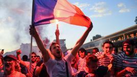 Coupe du monde : souvenirs de liesse des Français pour la victoire des Bleus