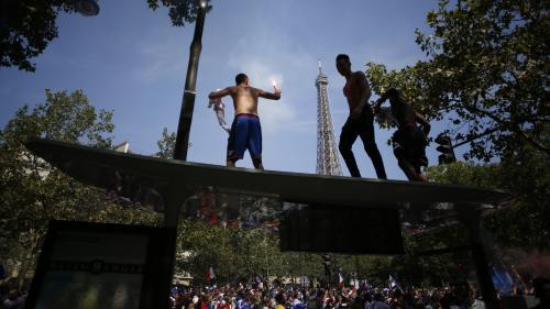 Coupe du monde 2018 : Matuidi, Giroud, Mbappé... Découvrez les compositions de la France et de la Croatie avant la finale dans notre direct