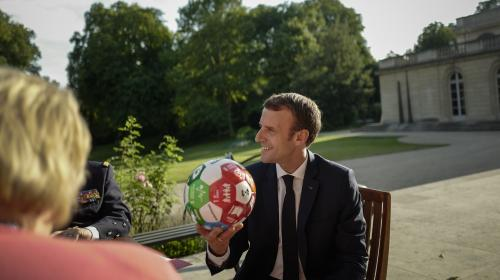 Coupe du monde 2018 : gagnante ou perdante, l'équipe de France de football sera reçue à l'Elysée lundi en fin d'après-midi