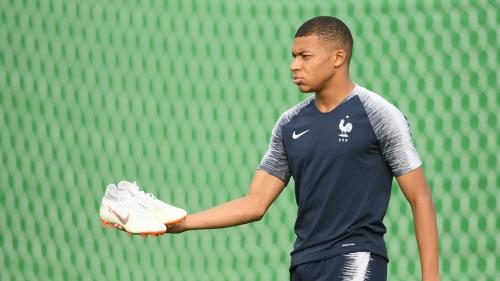 Coupe du monde 2018 : Kylian Mbappé est le troisième plus jeune joueur à disputer une finale de l'histoire du Mondial