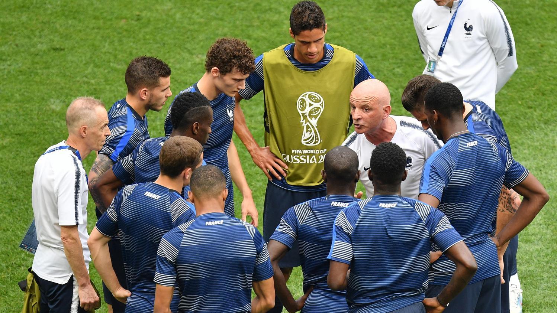 Direct coupe du monde 2018 les bleus en qu te de leur deuxi me toile ecoutez et commentez - Coupe de france foot en direct ...