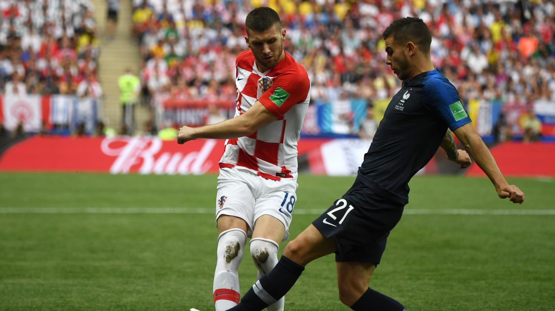 Direct coupe du monde 2018 les bleus mis sous pression par les croates d s le d but de match - Coupe de france basket direct ...