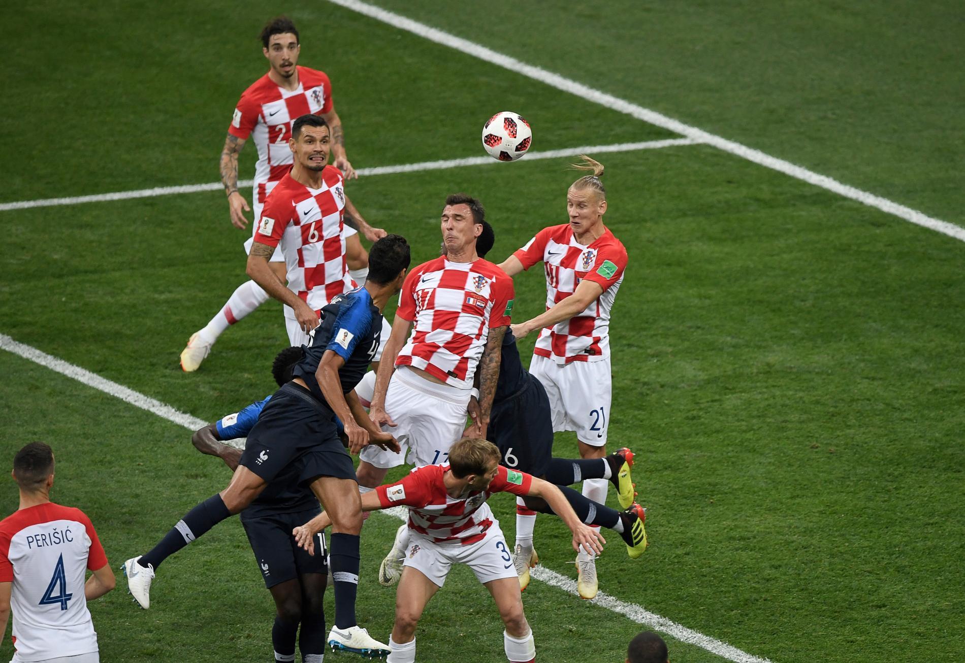 Recit coupe du monde 2018 des doutes face l 39 australie la victoire contre la croatie la - Musique de coupe du monde ...