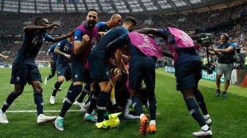 Coupe du monde 2018 : après le sacre des Bleus face à la Croatie, regardez notre édition spéciale