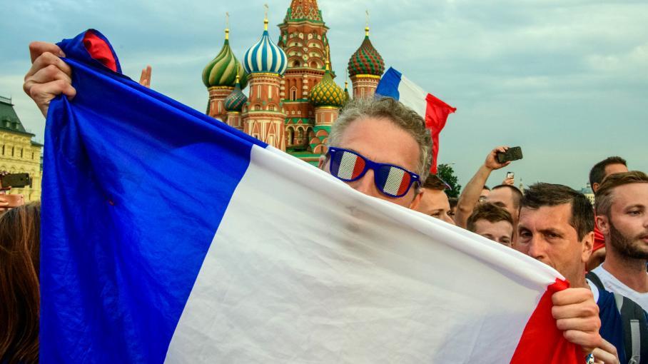 Derni re nuit de coupe du monde en russie pour les bleus et les supporters - Derniere coupe du monde foot ...