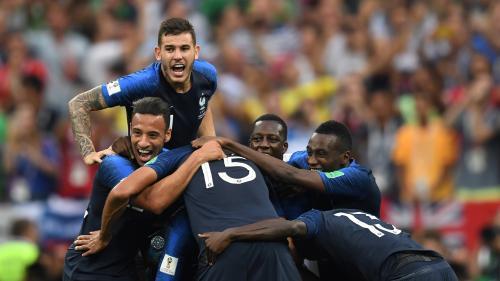 """Coupe du monde 2018 : """"La qualité technique était française mais le jeu était croate"""""""