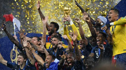 RECIT. Coupe du monde 2018 : des doutes face à l'Australie à la victoire contre la Croatie, la folle épopée des Bleus