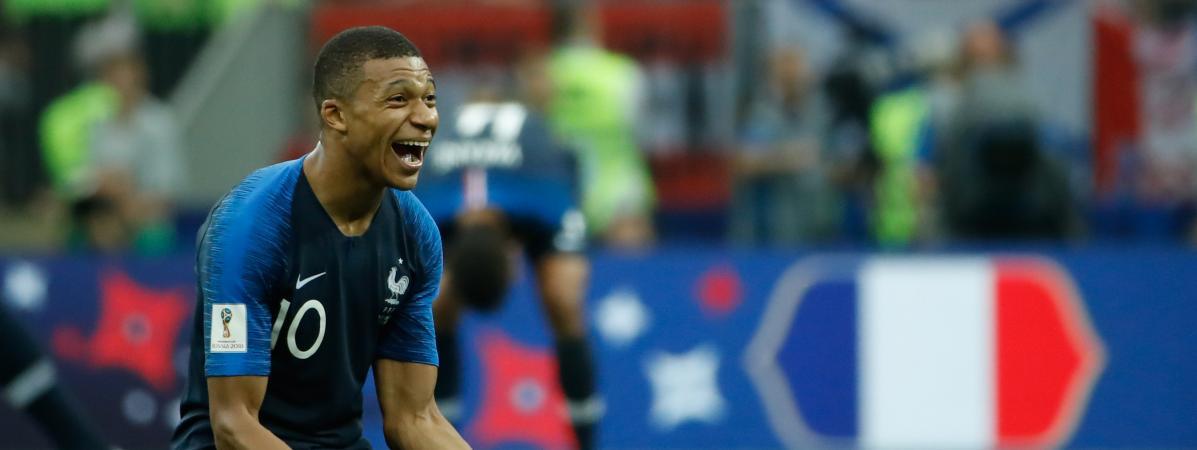 Coupe du monde 2018 des buts du talent du g nie le - Finale coupe du monde foot ...