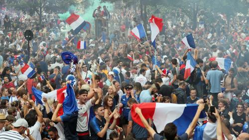 """""""Je me souviendrai de ce jour toute ma vie"""": vous nous avez raconté comment vous avez fêté la victoire des Bleus à la Coupe du monde"""