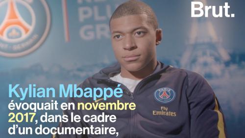 VIDEO. Quand Kylian M'Bappé évoquait ses rêves de Coupe du monde
