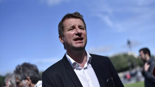 Yannick Jadot conduira la liste d'Europe Ecologie-Les Verts aux élections européennes de2019