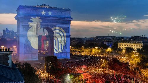 DIRECT. Coupe du monde 2018 : écoutez notre édition spéciale au lendemain du sacre des Bleus face à la Croatie