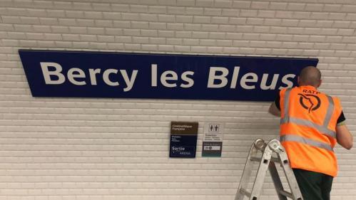 Paris : la RATP renomme six stations de métro pour célébrer la victoire des Bleus