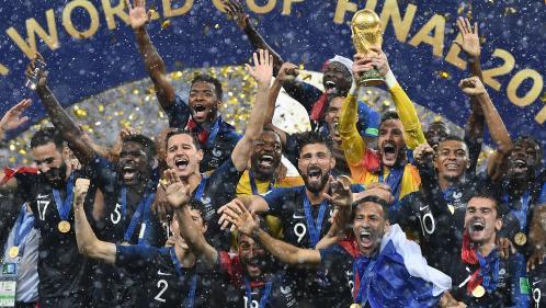 Défilé sur les Champs-Elysées, rencontre avec Emmanuel Macron : le programme du retour des Bleus après leur victoire en Coupe du monde