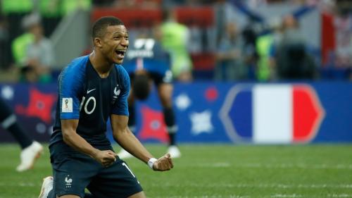 Coupe du monde 2018 : des buts, du talent, du génie... Le Mondial à toute vitesse de Kylian Mbappé