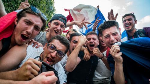 Appel à témoignages : comment avez-vous fêté la victoire des Bleus en finale de la Coupe du monde 2018 ?