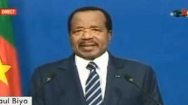 Cameroun : le président Paul Biya candidat à sa succession