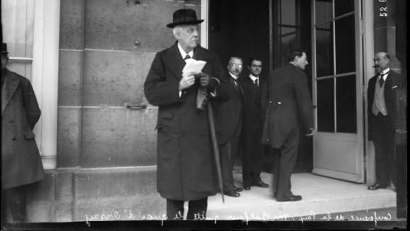Lord Balfour.