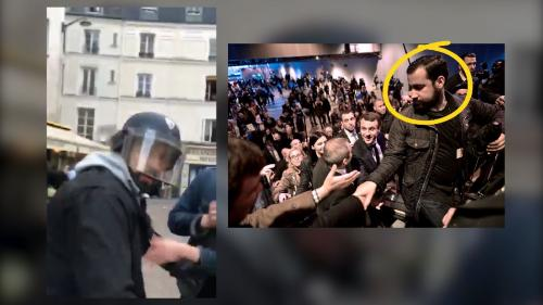 VIDEO. On a décrypté la vidéo de l'agression d'un manifestant par Alexandre Benalla