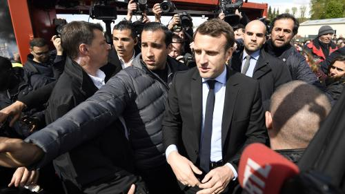 Affaire Benalla : aucune réaction d'Emmanuel Macron malgré de nouvelles révélations