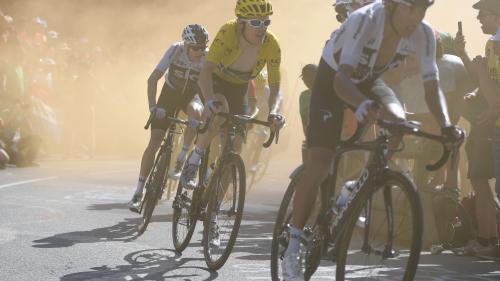 Tour de France : à l'assaut de l'Alpe d'Huez