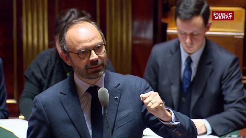 Affaire Benalla: «Il est clair qu'il a outrepassé ses fonctions d'observateur» note Édouard Philippe