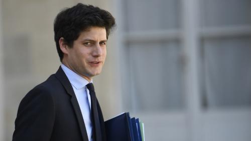 """Violences d'un collaborateur de l'Élysée : les """"sanctions"""" ont été """"immédiates"""", explique le secrétaire d'État Julien Denormandie"""
