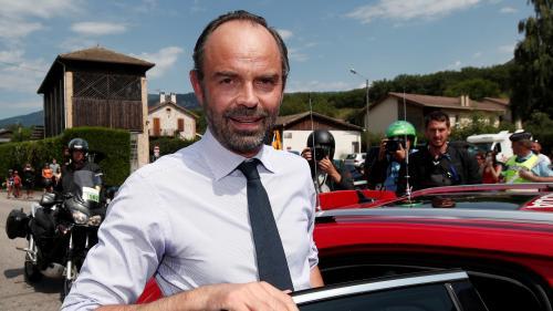 DIRECT. Affaire Benalla : Edouard Philippe critiqué pour s'être rendu sur le Tour de France, alors que les députés réclamaient des explications