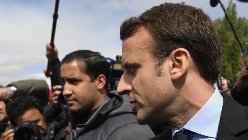 DIRECT. Affaire Benalla : Emmanuel Macron n'a pas vu la vidéo des violences et n'a pas décidé de la sanction contre son collaborateur, assure l'Elysée