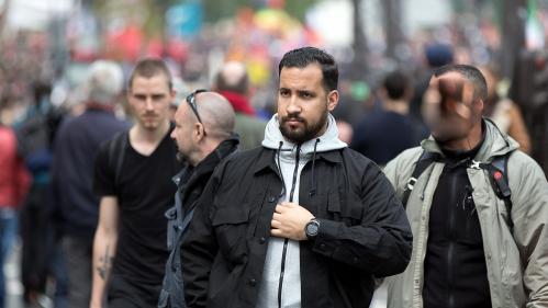 VIDEO. Affaire Benalla : l'ex-collaborateur d'Emmanuel Macron sort du silence