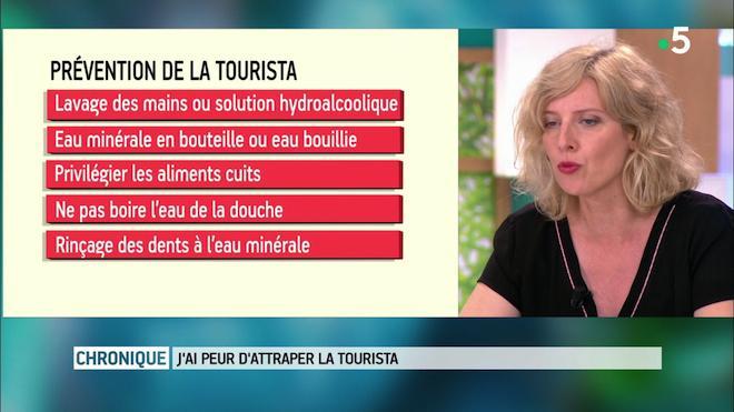 Comment éviter d'attraper la tourista cet été ?