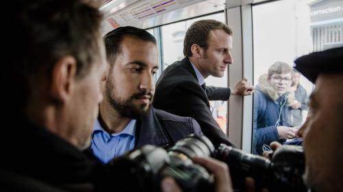 """Alexandre Benalla a été placé en garde à vue pour """"violences en réunion"""" et """"usurpation de fonctions"""""""