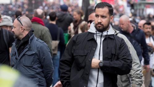 DIRECT. Affaire Alexandre Benalla : les trois policiers soupçonnés de lui avoir transmis des images de vidéosurveillance placés en garde à vue