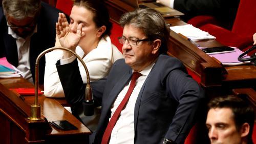 """Pour Jean-Luc Mélenchon, l'affaire Benalla """"est du niveau du Watergate"""""""