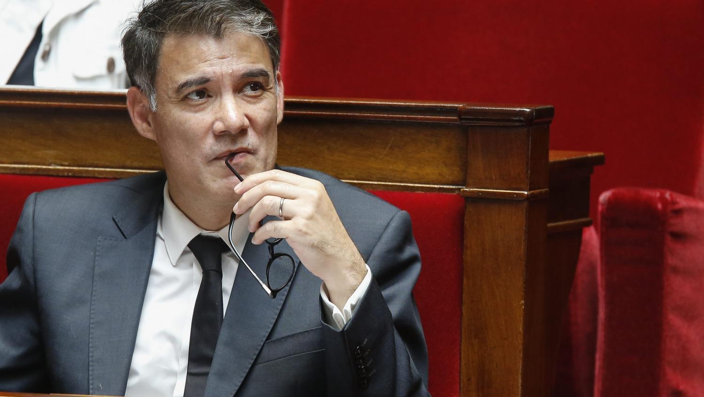 """Affaire Benalla : Emmanuel Macron """"a organisé ou laissé organiser sous son toit une police parallèle"""" accuse Olivier Faure"""