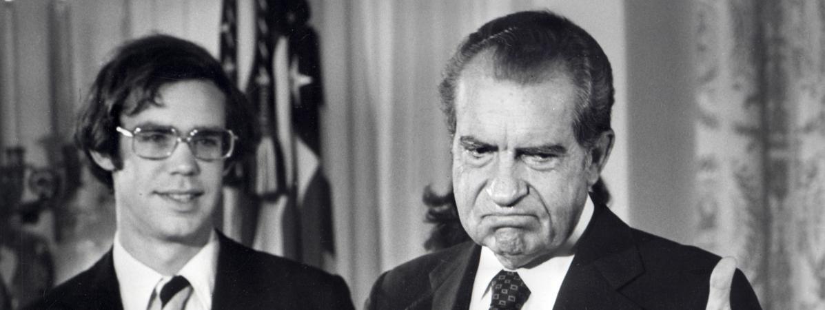 L Affaire Benalla Est Elle Vraiment Du Niveau Du Watergate